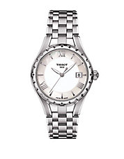 Ladies T-Lady Stainless Steel Quartz Watch