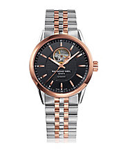 Mens Two-Tone Watch