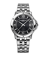 Mens Stainless Steel Tango Watch