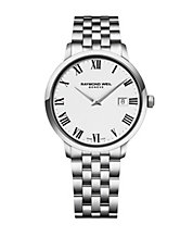 Men's Toccato Stainless Steel Bracelet Watch