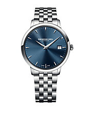 Mens Toccato Stainless Steel Bracelet Watch