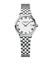 Ladies Toccata Silvertone Watch