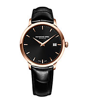 Tocatta Collection, Rose Gold and Stainless Steel Watch
