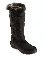 June Faux-Fur Lined Boots