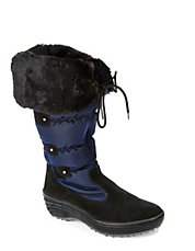 Mia Wedge Boots