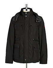 Insulated Utility Coat