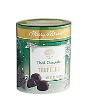 Harry And David Dark Chocolate Truffles