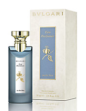 Eau Parfumee au the bleu Collection  Eau de Cologne 2.5 oz.