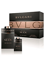 Man in Black Travel Set