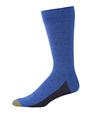 Dotted Knit Socks