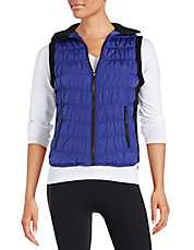 Quilted Performance Vest