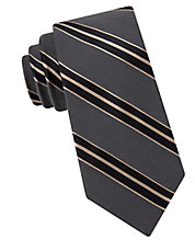 Chevron Striped Tie