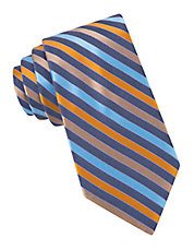 Track Striped Tie
