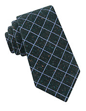 Speckled Grid Tie