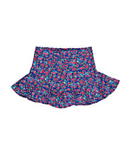 Girls 2-6x Challis Floral Tulip Shorts