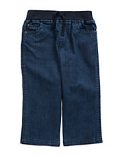 Boys 2-7 Pullon Denim Pants