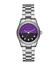 Petite Stud Stainless Steel Bracelet Watch