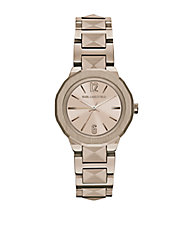 Joleigh Rose Goldtone Stainless Steel Bracelet Watch