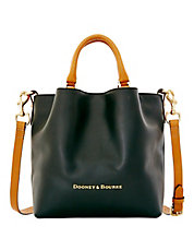 City Small Leather Barlow Tote