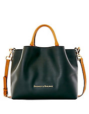 City Large Leather Barlow Tote