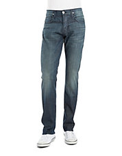Byron Straight Legged Jeans