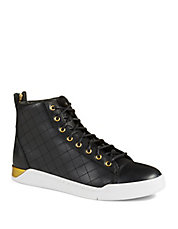 Diamond Hi-Top Sneakers