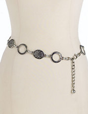 Oval Chainlink Belt