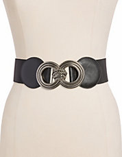 Rope Buckle Stretch Belt