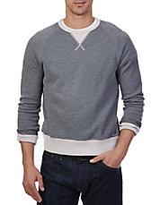 Slim Fit Crew-Neck Pullover