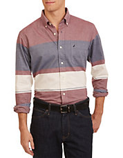 Engineered Colorblock Shirt