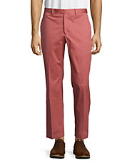 Men's Dress Pants: Flat Front, Slim Fit, Wool & More | Lord & Taylor