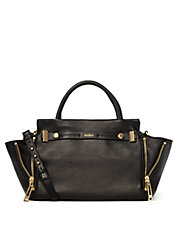 Leroy Leather Satchel