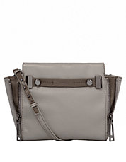 Leroy Leather Crossbody Bag
