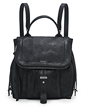 Warren Leather Backpack