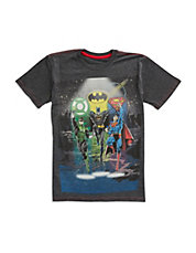 Boys 8-20 Superhero Graphic Tee