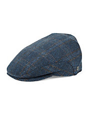 Herringbone Newsie Cap