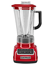 60 oz .Diamond Jar and 5-Speed Stand Blender - Empire Red