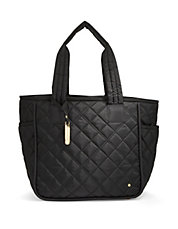 Claudia Quilted Tote