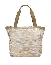 Hailey Patterned Tote