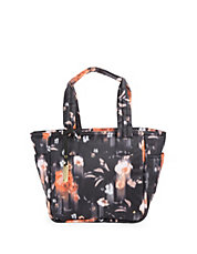 Claudia Patterned Tote