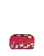 Dancing Snoopy Cosmetic Case