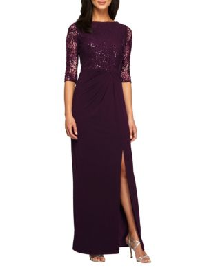 Alex evening dresses lord and taylor