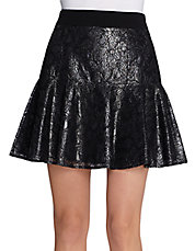 Taylor Fit and Flare Skirt