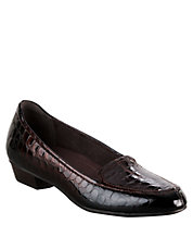 Timeless Low-Heel Loafers