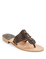 Willow Leather Sandals