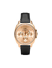 Ladies Boyfriend Strap Watch