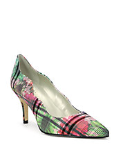Printed Candela Pumps