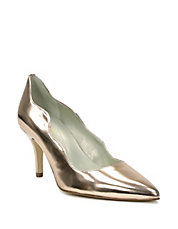 Candela Leather Pumps