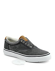 Striper CVO Salt Washed Canvas Sneakers
