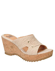 Sancia Wedge Sandals
